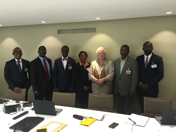 Liberia`s  Accession to the World Trade Organization 3rd Working Party Meeting