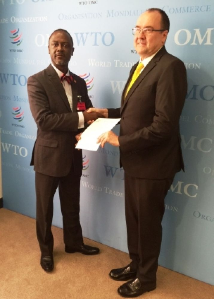 Liberia Deposits Instrument Of Acceptance To WTO Before June 15 Deadline