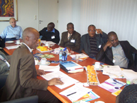Stakeholder workshop on the Africa Continental Free Trade Area