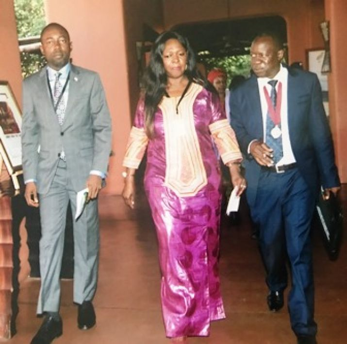 Liberia Joins High-level Roundtable At Eighth Doing Business Conference In Zambia
